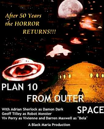 PLAN 10 FROM OUTER SPACE !